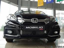 honda mobilio philippines honda mobilio rs accessories honda mobilio rs o vs toyota innova