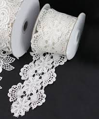 lace ribbon by the yard lace ribbon your fabric source wholesale fabric online