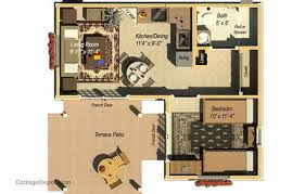 accessible tiny home granny pods floor plans med cottage
