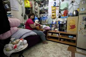 hong kong tiny apartments coffin apartments in hong kong and one room families in la daily