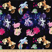 my little pony home decor designed by hasbro and licensed to springs creative this cotton