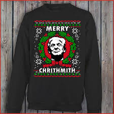 merry chrithmith donald sweater sweat shirt chrithmith