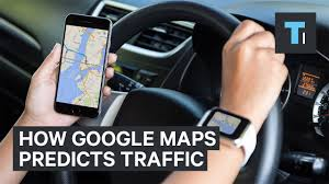 Google Maps Truck Routes by How Google Maps Knows When There U0027s Traffic Youtube