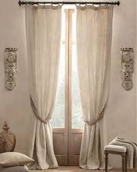 linen curtains 19 for two at ikea tieback 59 cents a