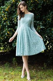 light green dress with sleeves edressit light green lace cocktail party dress 26170204