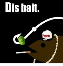 This Is Bait Meme - dis bait trukfit dank meme on esmemes com