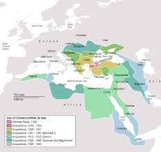 Islam World Map by Lost Islamic History The Reign Of Sultan Suleyman Kanuni