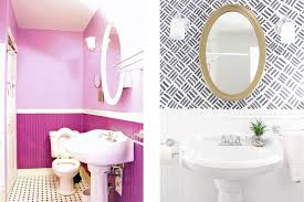Pink Bathroom Fixtures by 21 Small Bathroom Decorating Ideas