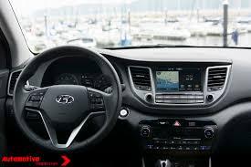 Hyundai Tucson 0 60 Automotive News 2016 Hyundai Tucson Review