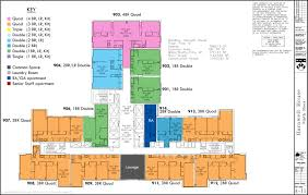 Floor Plans For Real Estate Floor Plans College Houses U0026 Academic Services