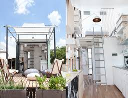 solar powered pod idladla is a tiny flat pack home for two that