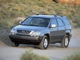 lexus suv 2002 lexus rx300 рестайлинг 2000 2001 2002 2003 suv 1 поколение