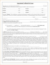 free rental lease agreement templates residential commercial form