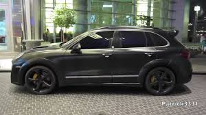 porsche jeep 2012 techart magnum porsche cayenne black youtube