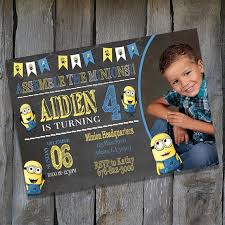 29 best minions images on pinterest printable party invitations