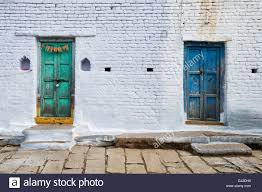 House Doors Indian House Doors Stock Photos U0026 Indian House Doors Stock Images