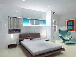 bedroom luxurious interior design with elegant furniture plus tv