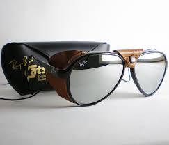 black friday ray ban sales vintage ray ban cats 8000 mirrored sunglasses aviator side shield