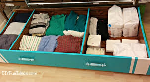 under bed storage diy genius diy under the bed storage