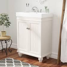 Bathroom Vanity Table Charlton Home Bowie 24