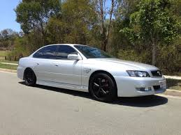 2005 holden commodore boostcruising