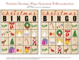 printable christmas bingo cards pictures christmas printables images free printable christmas bingo cards