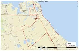 Galveston Map Kemah Galveston County