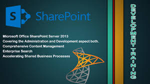 ms sharepoint server 2013 administration and development training