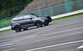 subaru forester grill motor trend drives 2014 subaru forester prototype truck trend