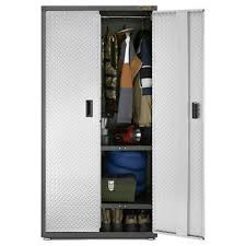 Gladiator Garage Cabinets Gladiator 36 Inch Ready To Assemble Steel All Seasons Freestanding