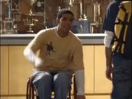 Drake Wheelchair Meme - high five gif drake wheelchair degrassi discover share gifs