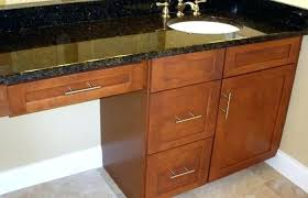 off center sink bathroom vanity off center sink bathroom vanity double sink commercial wall hung