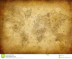 Ancient Map Ancient Map Of The World Royalty Free Stock Images Image 6674179
