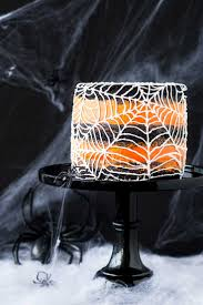 Nerdy Nummies Halloween Cakes Best 10 Spider Cake Ideas On Pinterest Halloween Cakes
