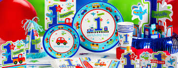 1st birthday party supplies all aboard 1st birthday party supplies funkyparty