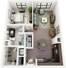1 Bedroom Cottage Floor Plans General 1 Bedroom Apartment House Plans 1 Bedroom House Plans