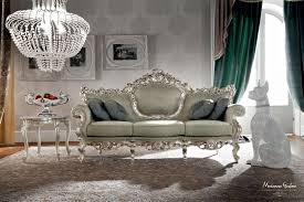 classic sofa fabric 3 seater high back casanova modenese