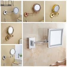 Extendable Mirror Bathroom Extendable Bathroom Mirrors With Lights Bathroom Mirrors