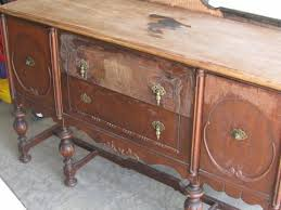antique vanity table craigslist how to score and refinish a craigslist furniture piece cclem