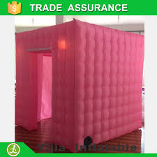 Inflatable Photo Booth Online Shop Free Shipping Wedding Pink Color Inflatable Photo