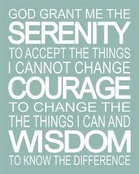 serenity prayer picture frame best 25 serenity prayer ideas on prayer of serenity