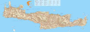 Italy Greece Map by Victoria Hotel Maps U0026 Transportation Aghios Nikolaos Crete