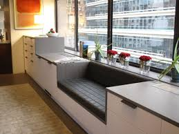 Kitchen Window Seat Ideas Bay Window Bench Ideas Hammers And High Heels The Seat In The