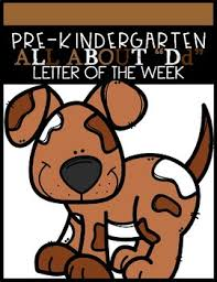 d d all about dd letter of the week by teach4success tpt