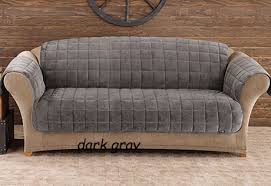Pet Covers For Sofa by Deluxe Sofa Throw Pet Cover