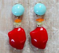 angela caputi earrings 169 best angela caputi designs images on resin