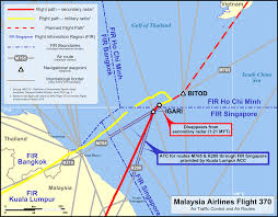 Flight Routes Map by File Mh370 Atc And Air Routes Map Png Wikimedia Commons