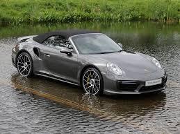 grey porsche 911 convertible current inventory tom hartley