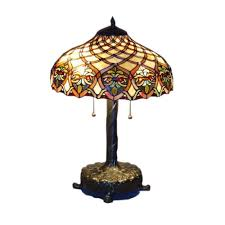 hall wonderful tiffany table lamps with white wall design and