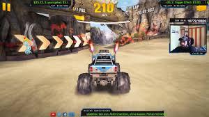 monster truck video game play asphalt xtreme monster truck gameplay android ios pc gameplay